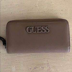Guess Nude Coloured Wallet